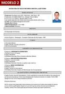 Gerador De Curriculum Vitae Online Com Foto 9 Modelos De Curriculo